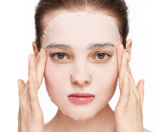 Hyaluron-Booster bőrerősítő és regeneráló arcmaszk