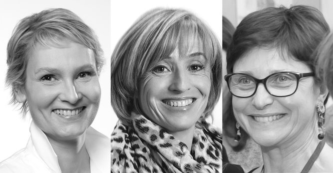 A színfalak mögött: 3 nő mesél egy ránctalanító szérum fejlesztéséről
