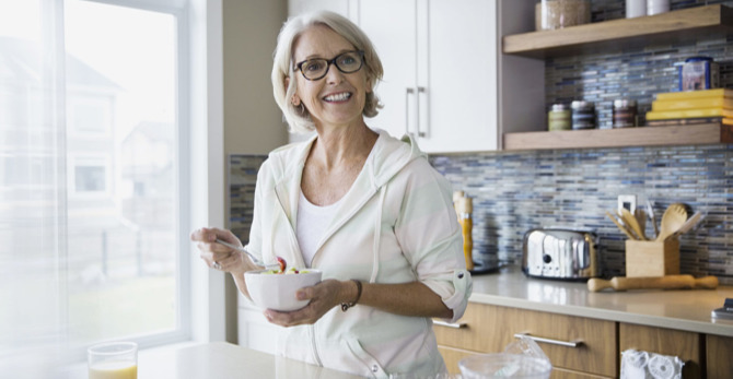 17 élelmiszer a kiegyensúlyozott változókori étrendért