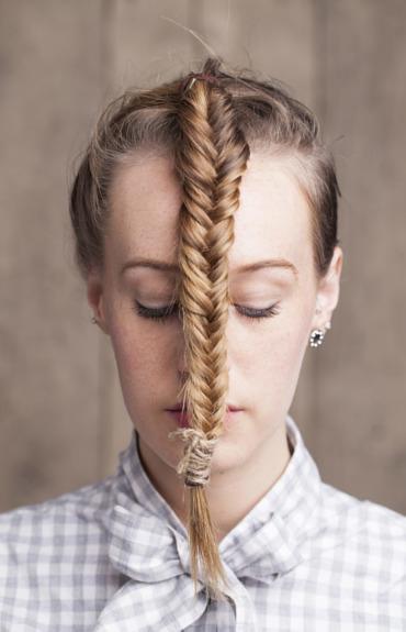 Konty, copf, fonat... a frizurája okozná a hajhullást?