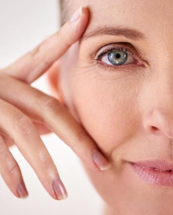 Milyen hatással van a változókor az arcbőrre? -  Feszességvesztés, száraz bőr