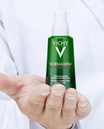Mi a véleménye a szakértőnek a Vichy legújabb arcápolójáról, a Normaderm Phytosolution arckrémről?