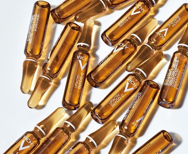 Liftactiv Glyco-C ampulla pigmentfoltok ellen