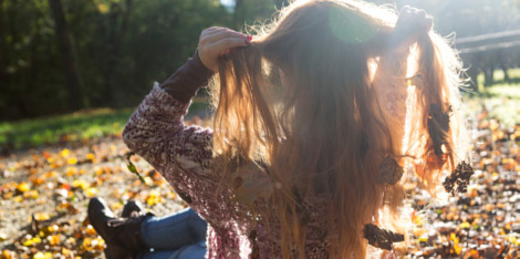 Mi történik ősszel? Amikor a fák lehullatják a leveleiket, az embereknek is több haja hullik ki