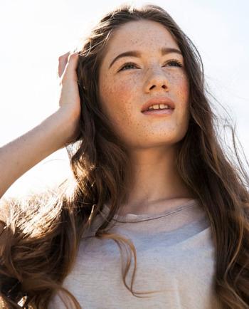 Szeplők és leégés: hogyan védje bőrét?