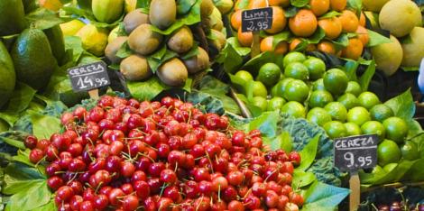 5 szuper gyümölcs a gyönyörű bőrért